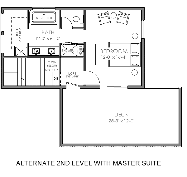1269-master suite option