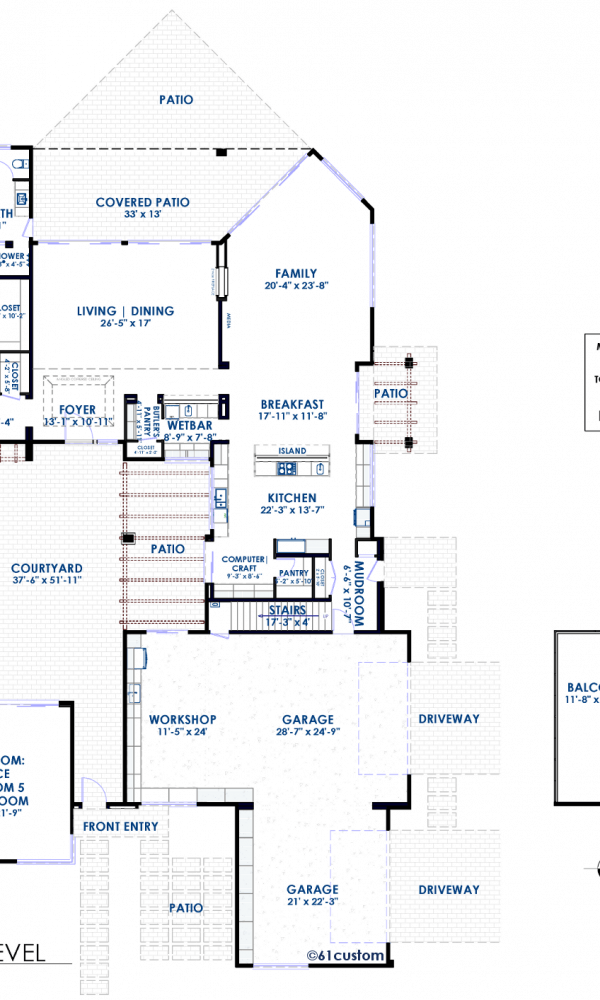 courtyard60 floorplan