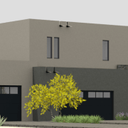 courtyard60 garage side