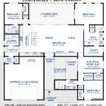 courtyard23   courtyard home floorplan