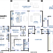 farmhouse floorplan | 61custom