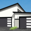 farmhouse33 with 3-car garage | 61custom