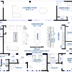 farmhouse33 floorplan | 61custom.com