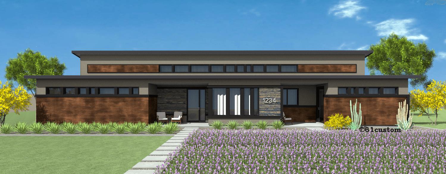 farmhouse33-modern farmhouse plan | 61custom ...