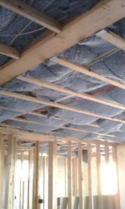 blue jean insulation
