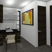 modern plan - office