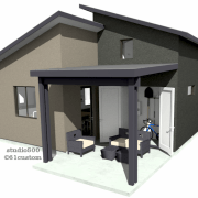 studio500: modern tiny house plan | 61custom