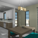 Kitchen, Dining | 61custom
