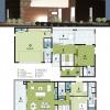 modern live-work house plan | 61custom