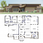 courtyard26 Side Courtyard Plan | 61custom
