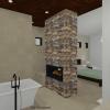 courtyard26 plan-bath
