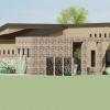Side Courtyard Plan