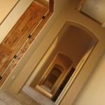 Wide Hallway & Doors