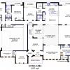 Side Courtyard Floorplan