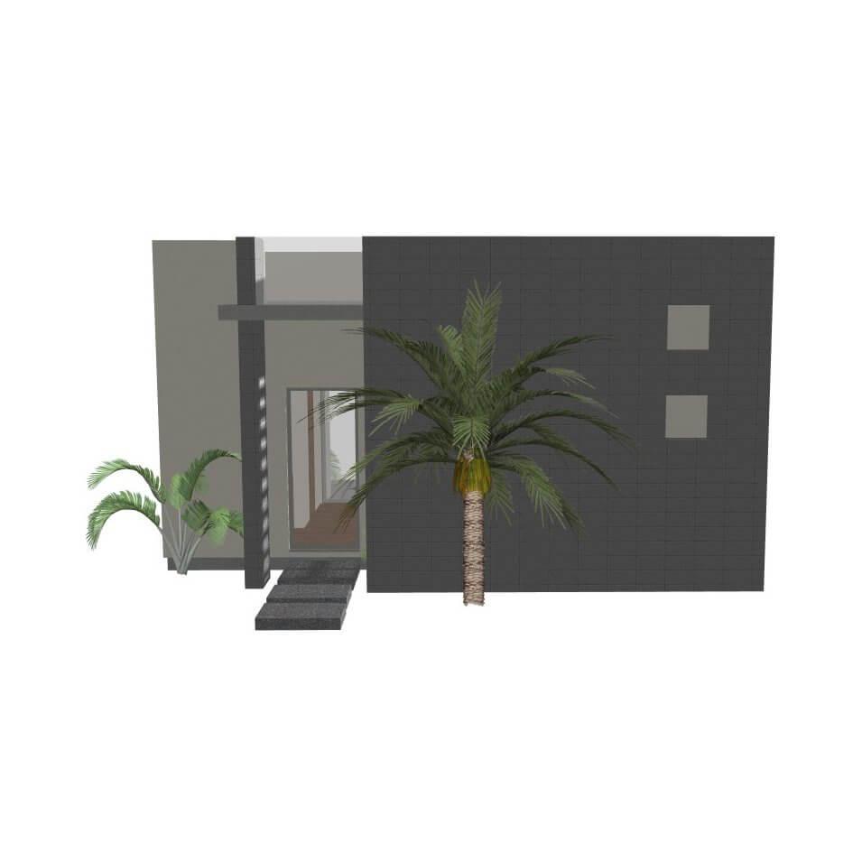 Design Homemodern House Plans: Guest House Plan : Modern Studio