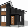 studio500 tiny house plan | 61custom